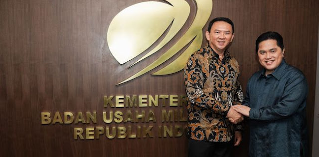 Edy Mulyadi: Erick Thohir Harus Tanggung Jawab, Copot Segera Ahok Sebelum Pertamina Hancur Lebur