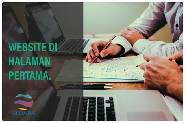 CARA MEMBUAT WEBSITE DI HALAMAN PERTAMA, JASA SEO JAKARTA, KONSULTAN SEO JAKARTA