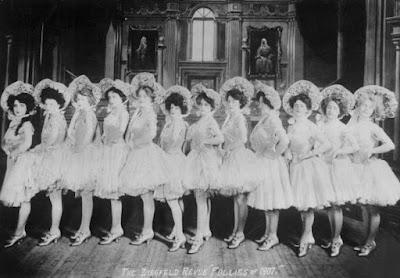 The 1907 Ziegfeld Girls