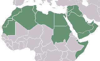 الأقمار الصناعية العربية
