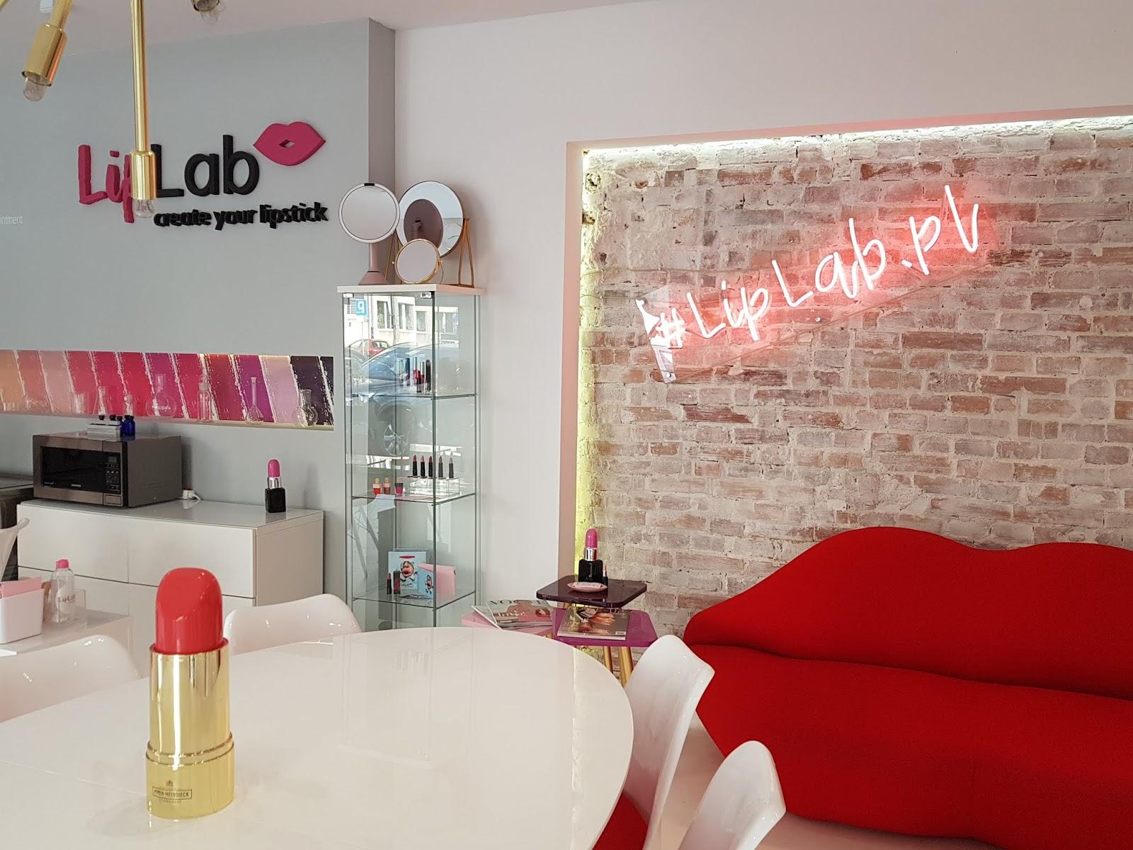 Jak stworzyć własny kolor szminki - Lip Lab & Prezent Marzeń