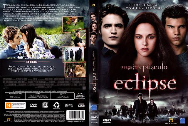 Capa DVD Eclipse