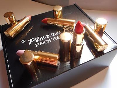 6 Tonos Nuevos Para Disfrutar los Royal Mat Lipstick de Pierre René.