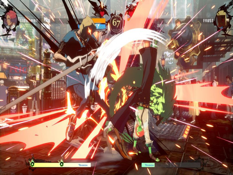 GUILTY GEAR STRIVE Highly Compressed Free Download