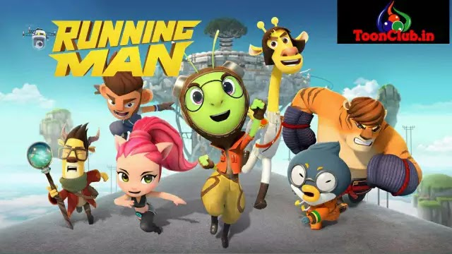Running Man Cartoon Series In Hindi Dubbed Free Download
