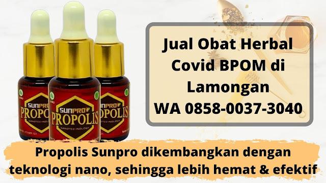 Jual Obat Herbal Covid BPOM di Lamongan WA 0858-0037-3040