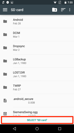 write access to sd card lollipop lyrics