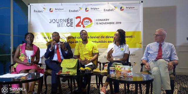 Guinée/coopération : Enabel célèbre ses 20 ans d'existence avec la Guinée