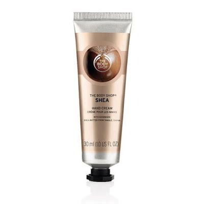 Daftar Hand Cream The Body Shop Terbaik dan Terbaru