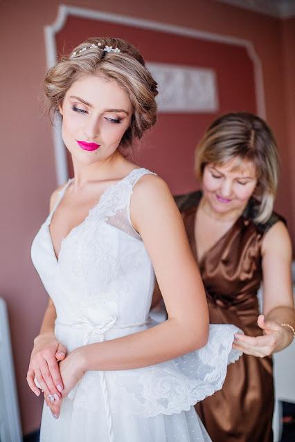 Wedding girl white dress image