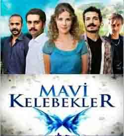 مسلسل الفراشات الزرقاء 2011