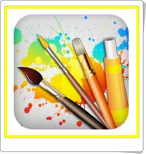 Aplikasi Menggambar Drawing Desk Draw Paint Color Doodle & Skectch Pad