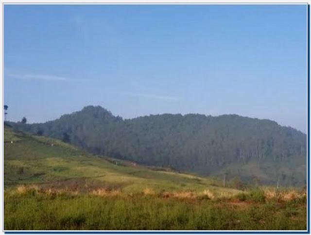 Bukit Teletubbies Cicalengka