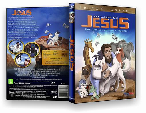 DVD – Ao Lado De Jesus Uma Jornada De Amor E Perdão – ISO