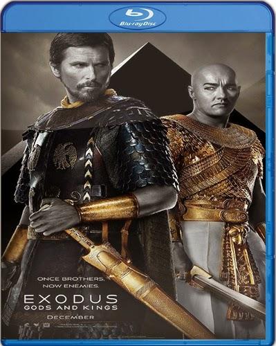 Exodus: Gods and Kings [BD25] [2014] [Latino]