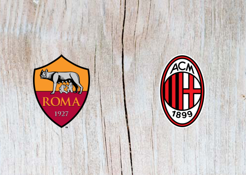 Roma vs AC Milan Full Match & Highlights 3 February 2019