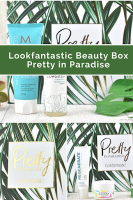 Unboxing der Lookfantastic Beauty Box 'Pretty in Paradise'