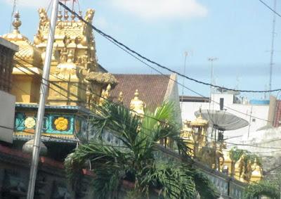 Kuil Shri Marriaman Kampong Madras