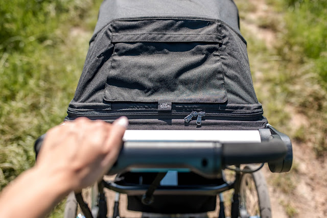Wózek do biegania Thule