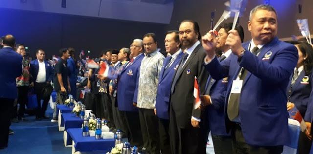 Nasdem Undang Anies, Kang Emil Dan Khofifah Karena Ketiganya Tak Punya Partai