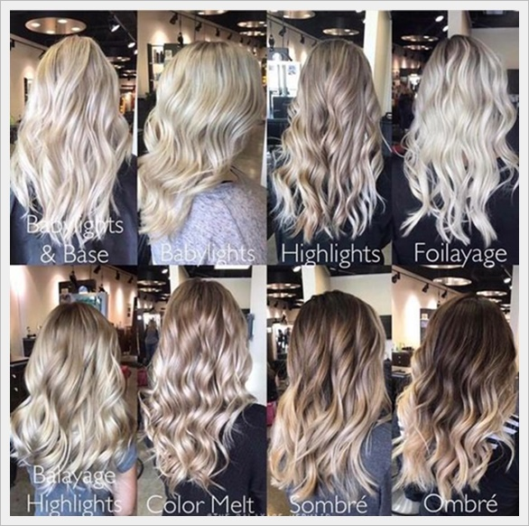 New Hair Coloring Techniques: Blonde!   Hairstyles & Hair Color for ...