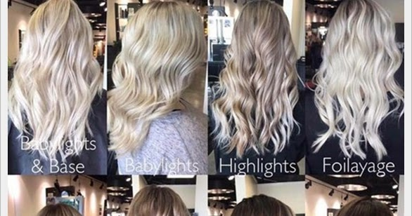 New Hair Coloring Techniques: Blonde! | Hair Fashion Online