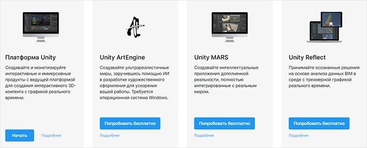 Деятельность Unity Technologies выходящей на IPO