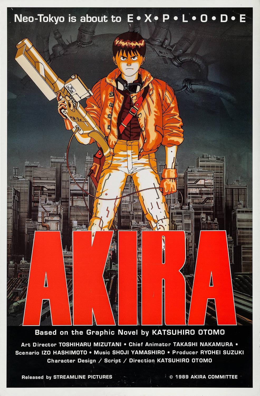Akira (1988) 4K UHD HDR Latino