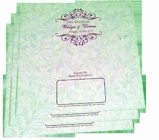 Cara Mudah Membuat Label Undangan Pernikahan di Word 2007