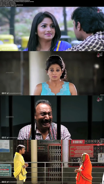 Ambareesha 2014 HRip 720p Dual Audio Hindi