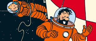 Tintin e a Lua: Rumo à Lua - Explorando a Lua (Álbum Duplo)