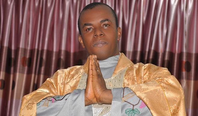 Why Buhari, Atiku may fail —Fr. Mbaka