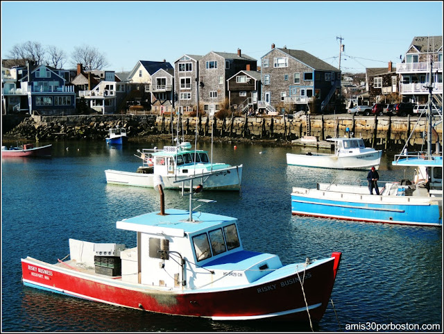 Puerto de Rockport, Massachusetts