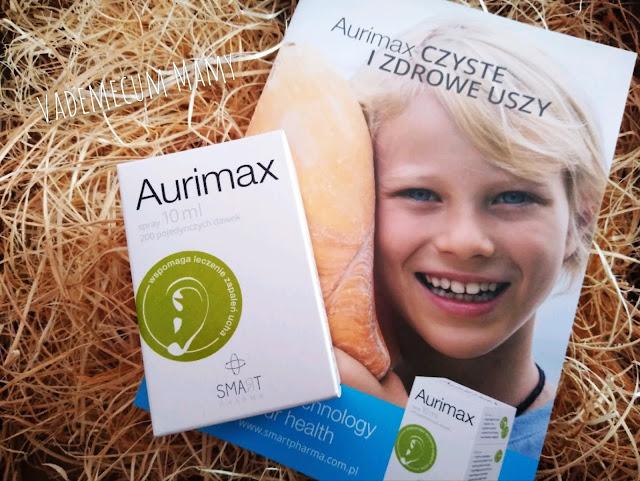 Aurimax - niezbędnik zdrowych i zadbanych uszu!