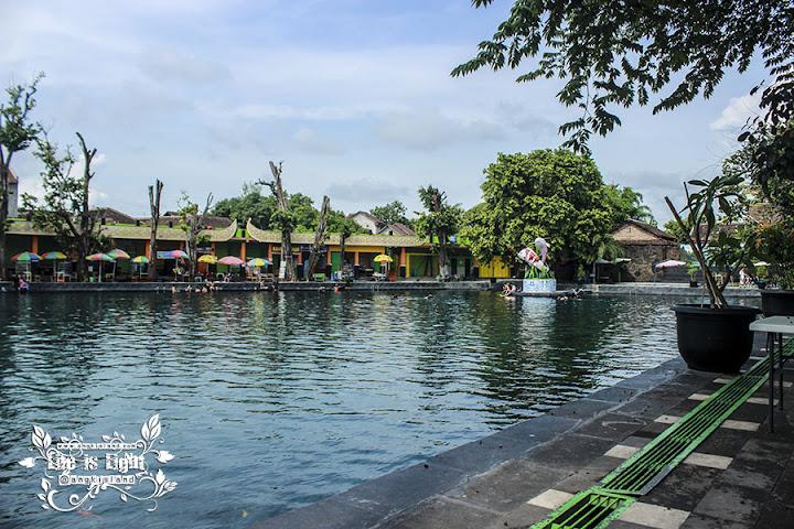 kolam ponggok klaten