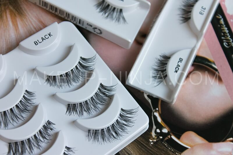 ardell accents lashes 318 ardell demi wispies review recenzija