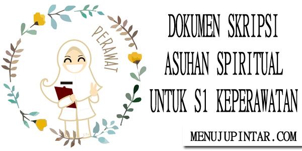 Dokumen Skripsi Asuhan Spiritual