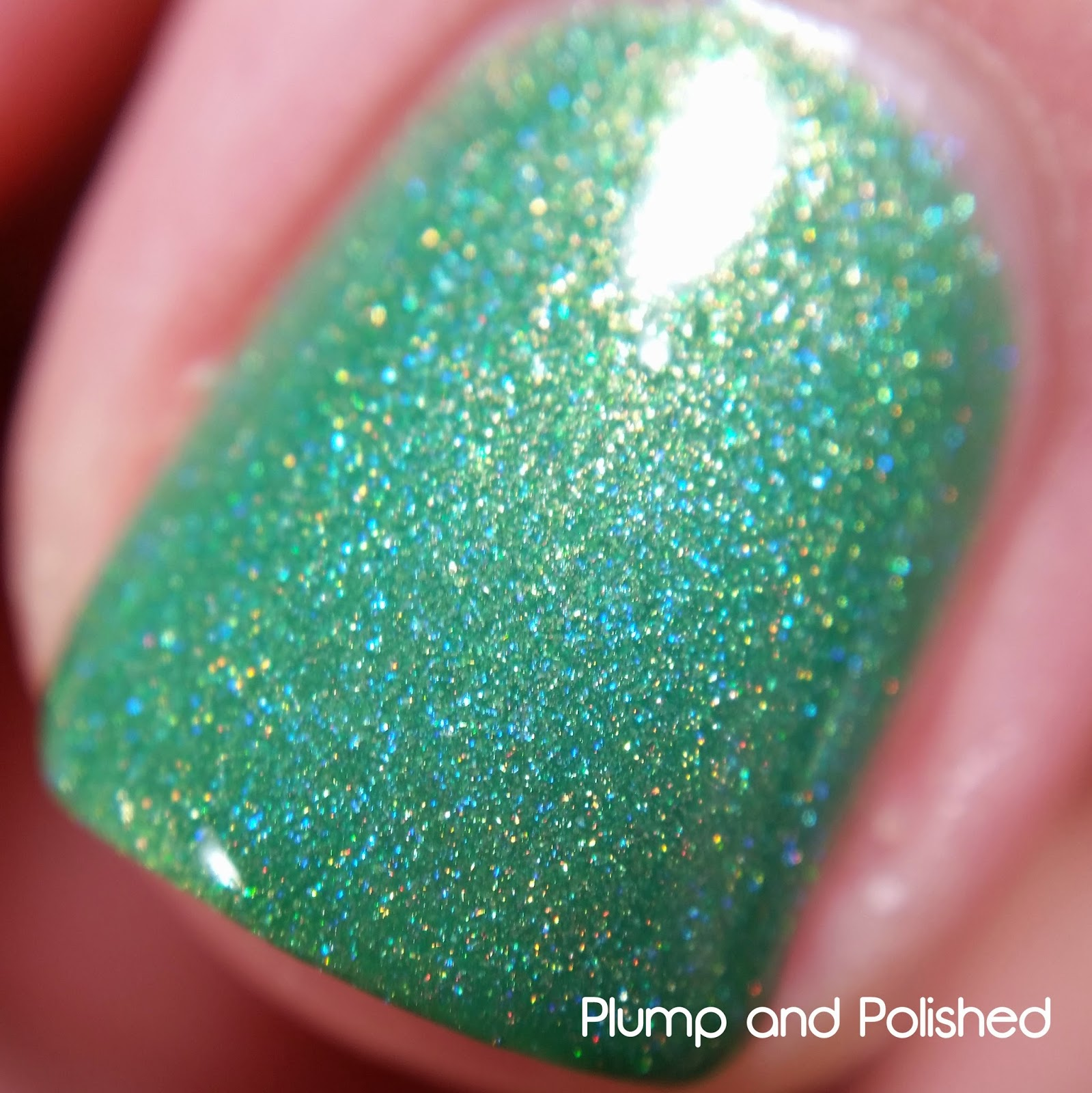 Philly Loves Lacquer - Gilded Shamrock
