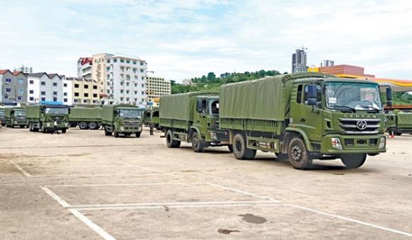 Trung Quốc viện trợ quân sự khổng lồ cho Campuchia trong đại dịch Covid19, chuyện gì sắp xảy ra?