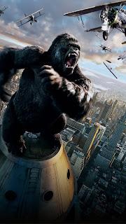 King Kong Mobile HD Wallpaper