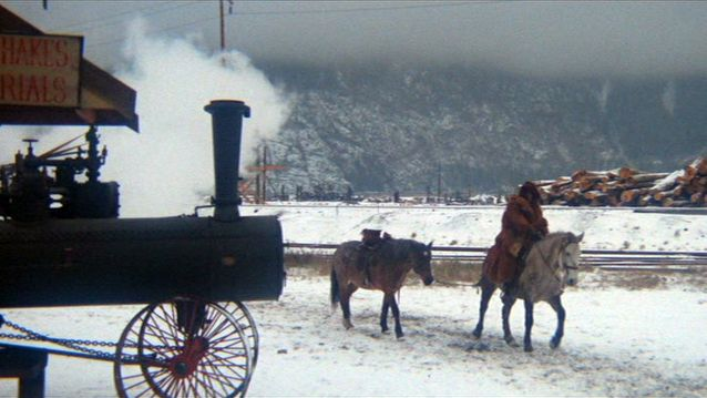 Image result for mccabe and mrs miller cinematography