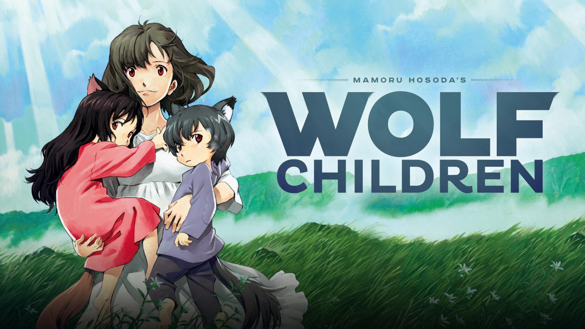 Wolf Children - Wilcze Dzieci