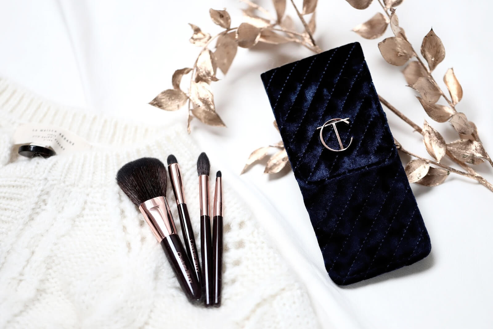 Charlotte Tilbury Magical Mini Brush Set Avis