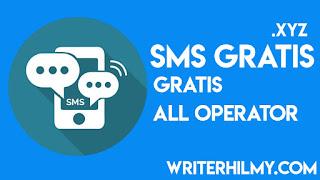 Cara Kirim SMS Gratis Ke Semua Operator Dengan Mudah