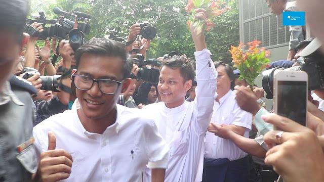 ခင္ႏွင္းေဝ (Myanmar Now) ● Eleven ကို တရားဆက္စြဲ မစဲြ ရန္ကုန္တိုင္းအစိုးရ မနက္ျဖန္ အေျဖေပးမည္