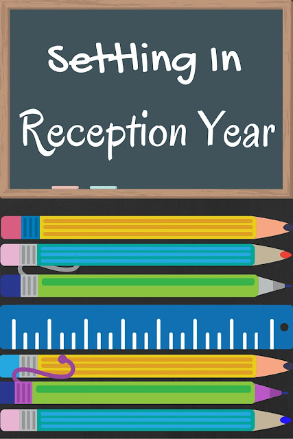 Reception Year: Settling In