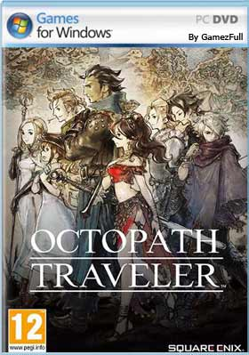 Descargar Octopath Traveler pc español mega y google drive /