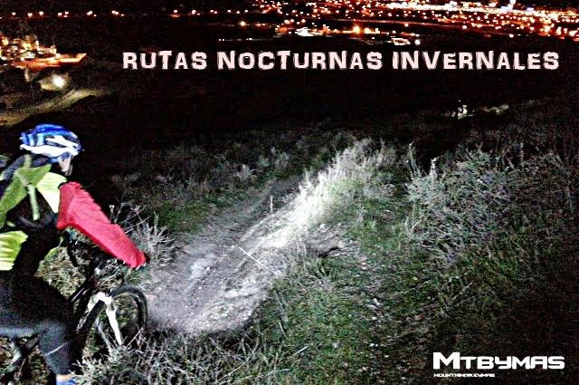 RUTAS NOCTURNAS INVERNALES