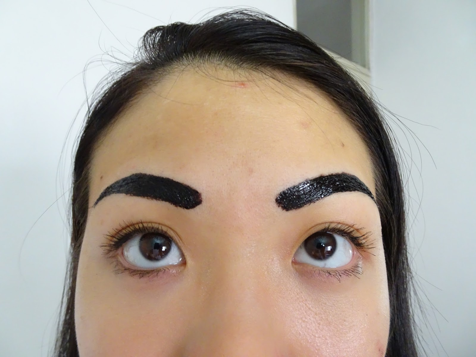 c5863007659 Because I have sparse brows, you can REALLY see the tint, whereas I would  think on someone with relatively fuller brows, your natural brow hair would  well, ...
