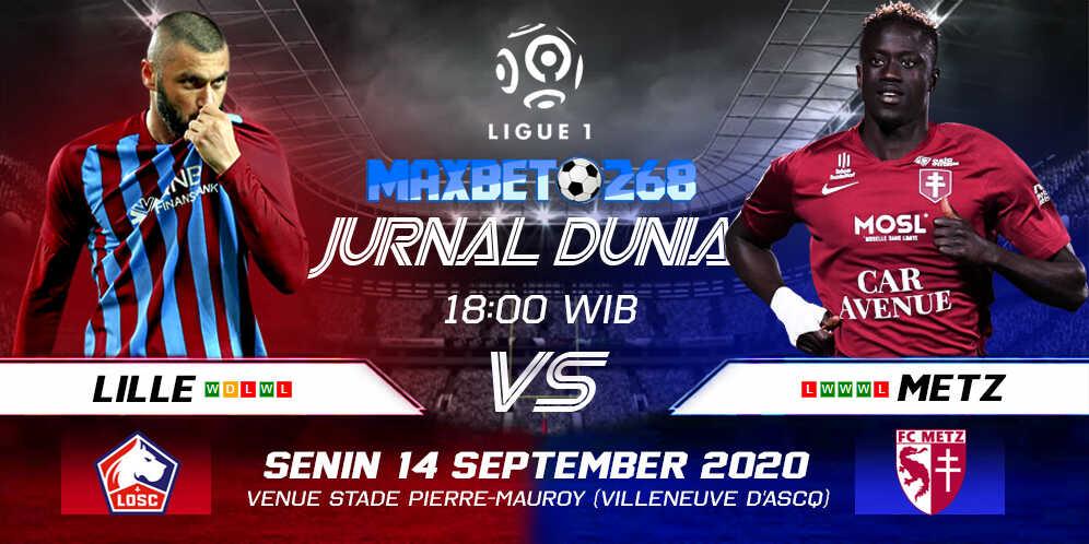 Prediksi Lille vs Metz